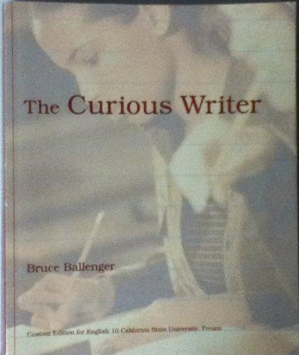 the curious writer custom edition - 9