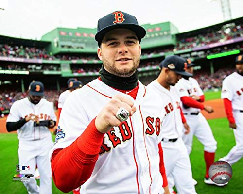 Boston Red Sox World Series Rings - Andrew Benintendi Boston Red Sox World Series Ring Photo (Size: 8