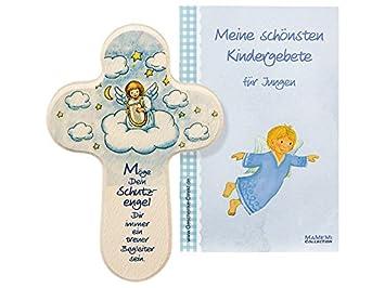Bilder Fürs Kinderzimmer Schutzengel Kinder Geschirr Kunstdrucke ...