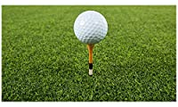 Super Tee Golf Mat - 5 feet x 5 feet