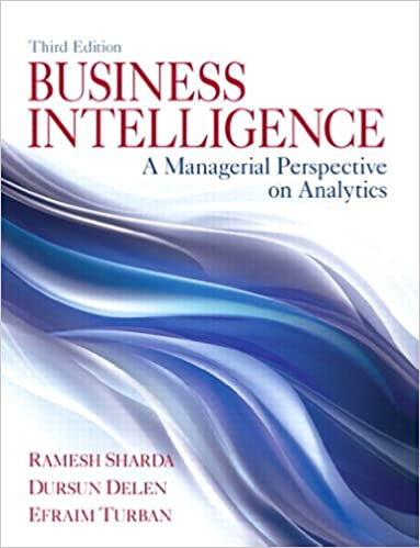 Business Intelligence A Managerial Approach 2nd Edition Pdf