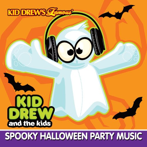 Kid Drew And The Kids Present: Spooky Halloween Party Music