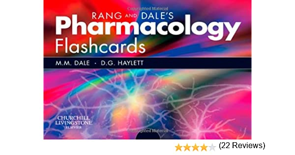 Rang dales pharmacology flash cards 1e 9781416061502 medicine rang dales pharmacology flash cards 1e 9781416061502 medicine health science books amazon fandeluxe Images