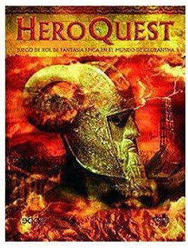 HEROQUEST: MANUAL BASICO - ROL: Amazon.es: Juguetes y juegos