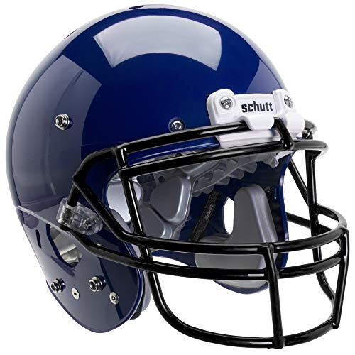 (Schutt Sports Varsity AiR XP Pro VTD II Football Helmet(Faceguard Not Included), Royal Blue,)