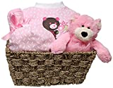 Raindrops Welcome Home 5 Piece Gift Set, Pink, 3-6 Months