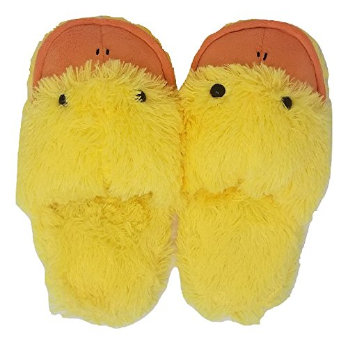 Ameta Womens Cute Soft Plush Animal Slippers Scuffs Sandals Loafers Shoes BHUqomIcW