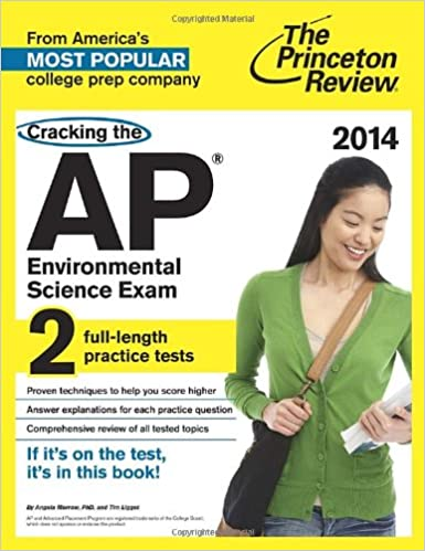 Amazon cracking the ap environmental science exam 2014 edition cracking the ap environmental science exam 2014 edition college test preparation 1st edition fandeluxe Image collections