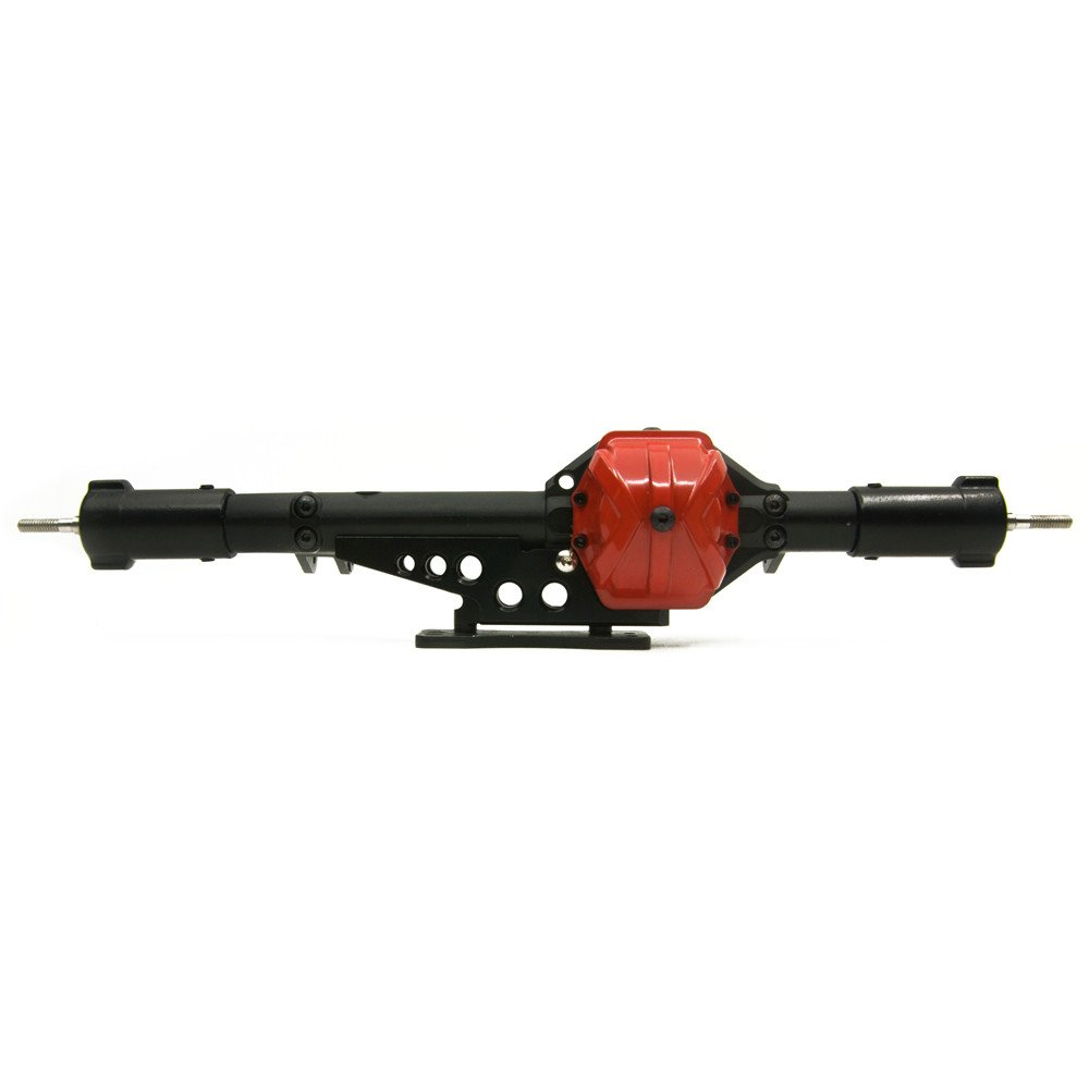 XUNJIAJIE 1:10 Aluminiumlegierung Vorderachse für 1/10 RC RC RC Crawler Auto Wraith 90018 f10114