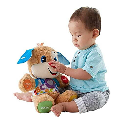 Durable Modeling Fisher Price Laugh Learn Smart Stages Puppy Toy