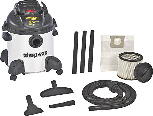 shop vac stainless 8 gallon - 7