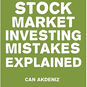 Stock Market Investing Mistakes Explained Audiobook