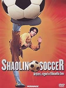 shaolin soccer dvd Italian Import