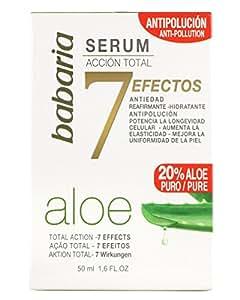Babaria - Serum acción total 7 efectos - Aloe - 50 ml