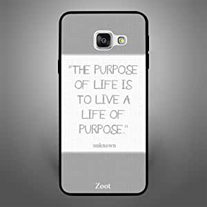 Samsung Galaxy A5 2016 The Purpose of Life, Zoot Designer Phone Covers