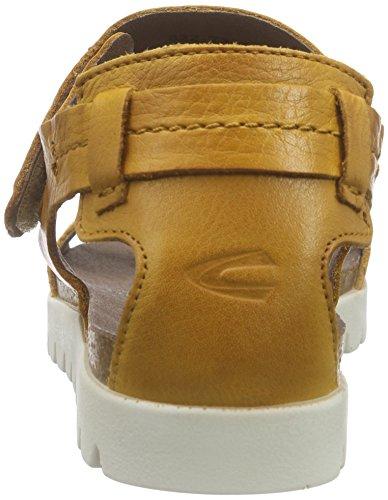 camel active Sicilia 73, Women's Sandals Orange - Orange (Mango)