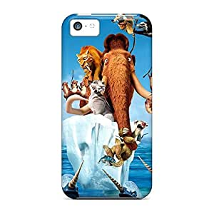 forever cell phone carrying skins Hot Fashion Design Cases Covers Strong Protect iphone 5 / 5s - ice age 4 continental drift movie