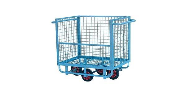 SHS - Manipulación hg4195 almacén jaula carrito: Amazon.es: Industria, empresas y ciencia