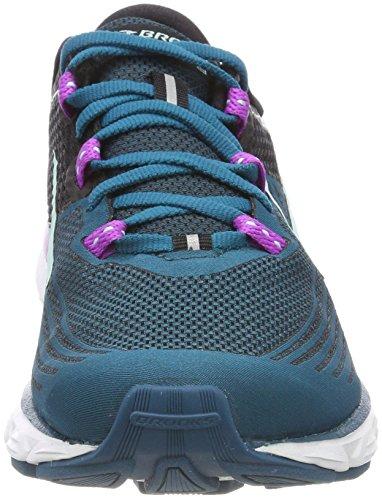 Purple Brooks Laufschuhe 3 Mehrfarbig Neuro 1b329 Damen Lagoon Black qwBUwg4R