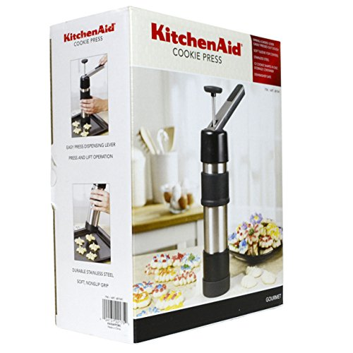 Kitchen Aid Cookie Press image
