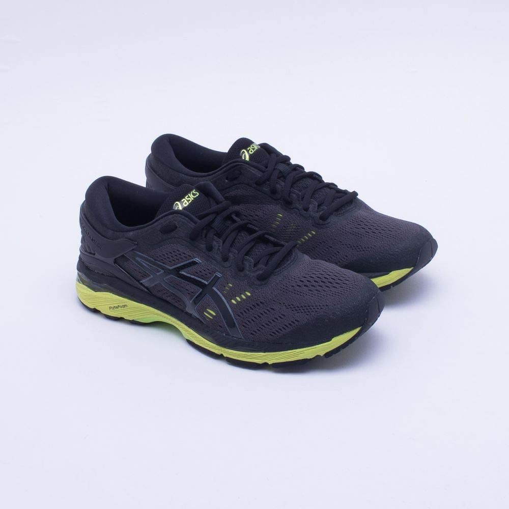 Asics Gel-Kayano 25 - Zapatillas de Running para Hombre, Negro, EU 44,5 - US 10,5: Amazon.es: Deportes y aire libre