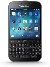 BlackBerry Classic Factory Unlocked Cellphone, Black (U.S. Warranty)