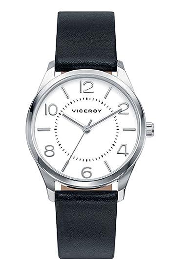 VICEROY 461000-05. Reloj de mujer, con correa de piel.: Amazon.es: Relojes
