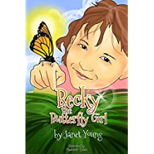 Becky the Butterfly Girl