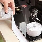 TYLife PE Caulk Tape Strip,Self-Adhesive Tub