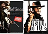 Clint Eastwood Western Icon A Fistful of Dollars / High Plains Drifter / Two Mules for Sister Sara / Joe Kidd / 4 Movie DVD Set