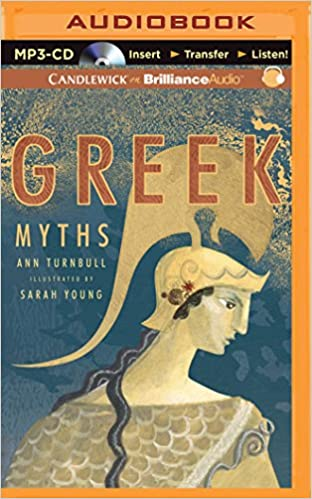 Greek Myths: Ann Turnbull, Michael Page: 0889290374950