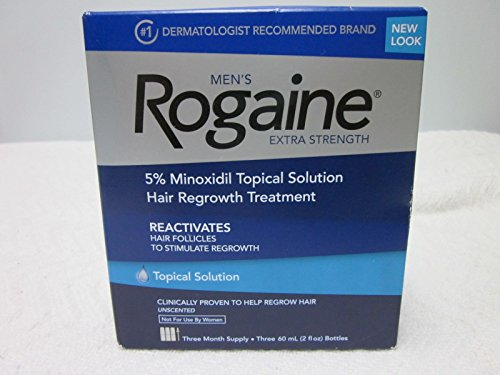 Rogaine Strength Regrowth Treatment Unscented