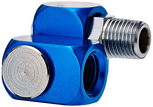 Neiko 30272A 360 Degree Swivel Air Hose Connector, 1/4