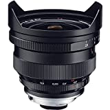 Zeiss Super Wide Angle 15mm f/2.8 Distagon T ZM Manual Focus Lens for Zeiss Ikon and Leica M Mount Rangefinder Cameras - Black
