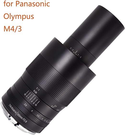 7artisans 60mm F2 8 Aps C Fixed Macro Lens For Camera Photo