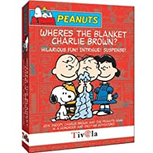 Peanuts Where's the Blanket, Charlie Brown?