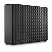 Seagate Expansion - Disco duro externo de Desktop 3.5' para PC, Xbox One y PlayStation 4 (6 TB, USB 3.0), Negro