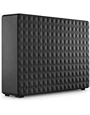 Seagate Expansion Desktop 14TB External Hard Drive HDD - USB 3.0 for PC Laptop - 1-Year Rescue Service (STEB14000402)