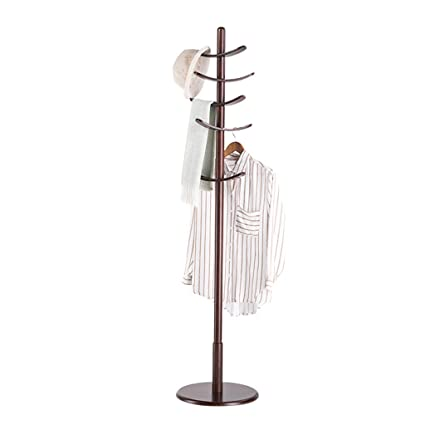 ZRXian-Perchero Perchero Hall Tree Coat Sombrero Rack Free ...