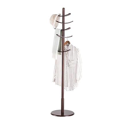 ZRXian-Perchero Perchero Hall Tree Coat Sombrero Rack Free ...