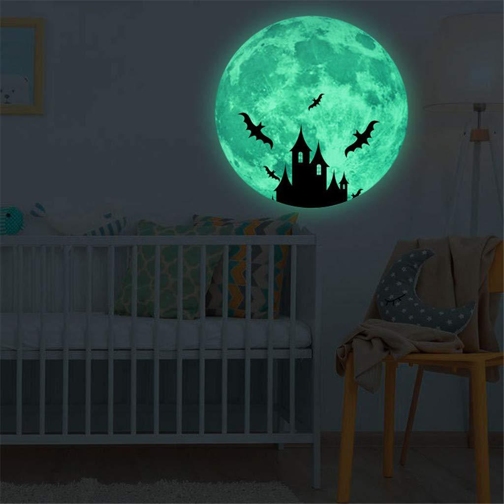 Heetey - Decoración para Halloween, diseño de murciélago ...