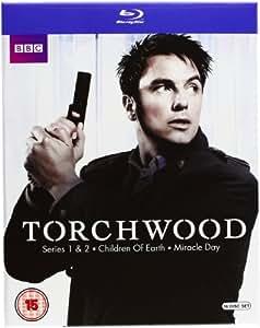 Torchwood - Series 1-4 Box Set [Reino Unido] [Blu-ray]