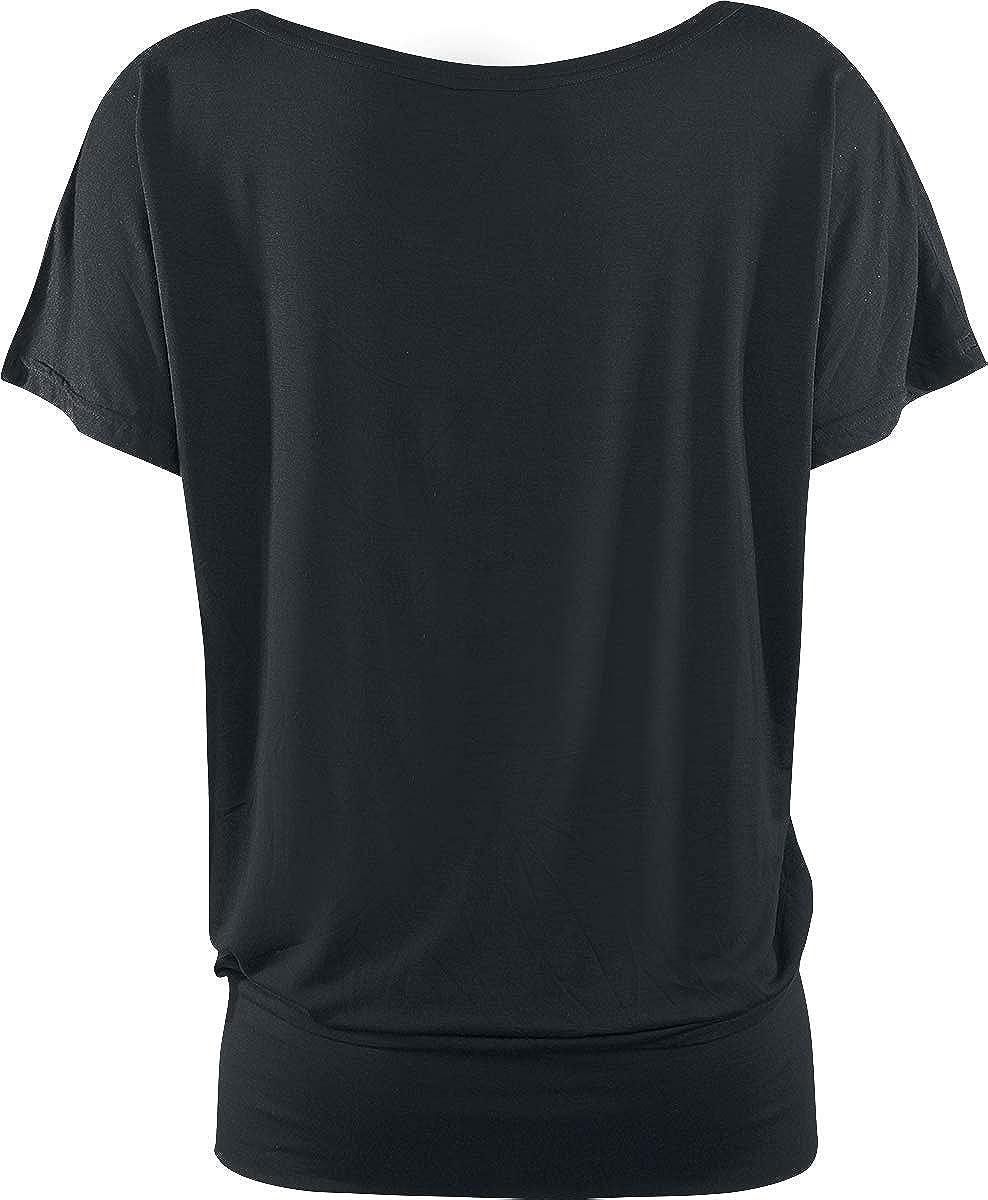 The Rolling Rolling Rolling Stones Plasterot Tongue T-Shirt schwarz B07D3BWTZB Tops & Shirts Billiger als der Preis 77338d