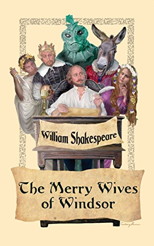 The Merry Wives of Windsor [Shakespeare, William] (Tapa Dura)