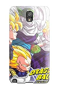 Protective Tpu Case With Fashion Design For Galaxy Note 3 (dragon Ball Kai)