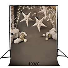 SJOLOON 5x7ft Vinyl Photography Background star children Photo Backdrops for Photo Studio JLT10360