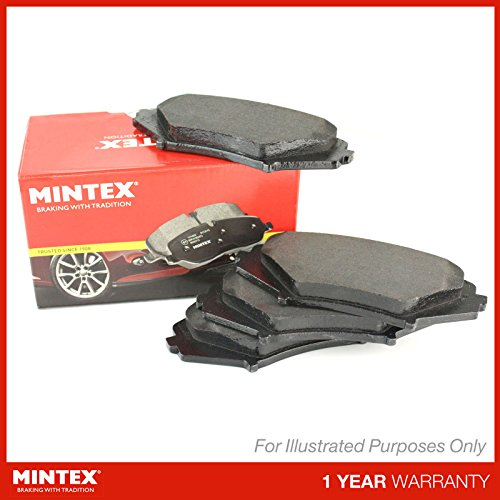 Mintex Mdb2598 Bremsbelagsatz