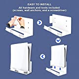 NexiGo PS5 Accessories Wall Mount for Playstation 5