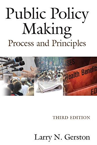 Public Policy Making: Process and Principles Pdf