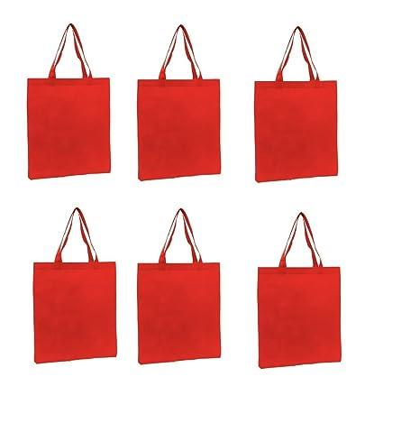 Rojo color-wholesale papel bolsa bolsas, bolsas, bolsas de ...